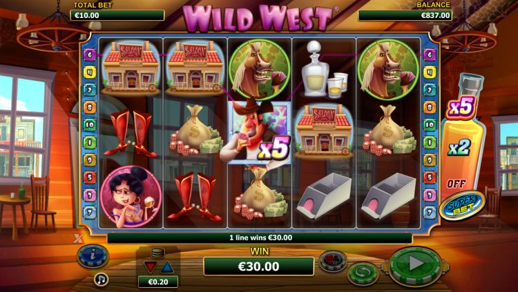 wild-west slot review nextgen