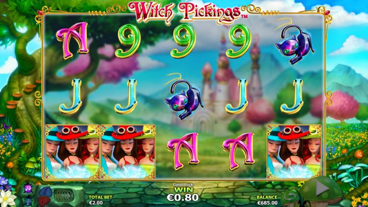 witch-pickings slot review bonus trigger