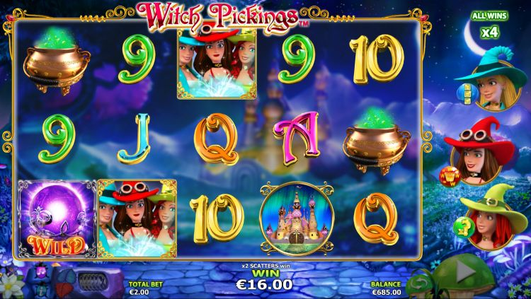 witch-pickings slot review bonus win