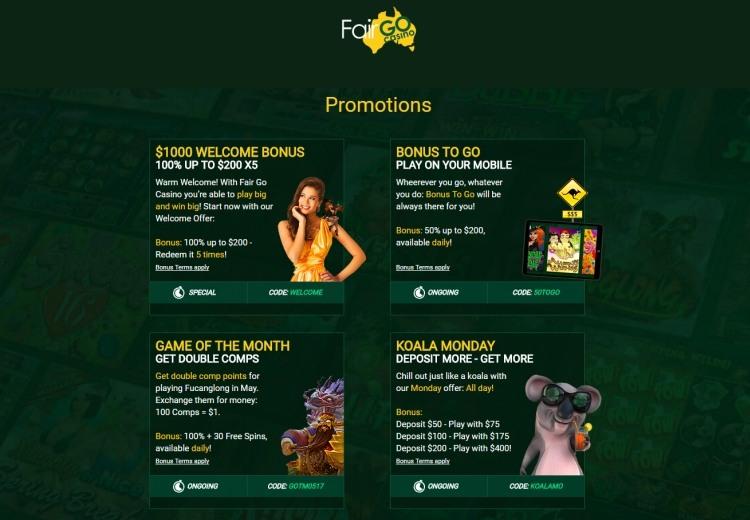 Fair-Go-Casino-promotions