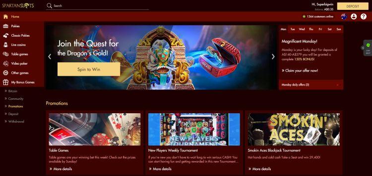 Spartan-Slots-Casino-welcome-bonus