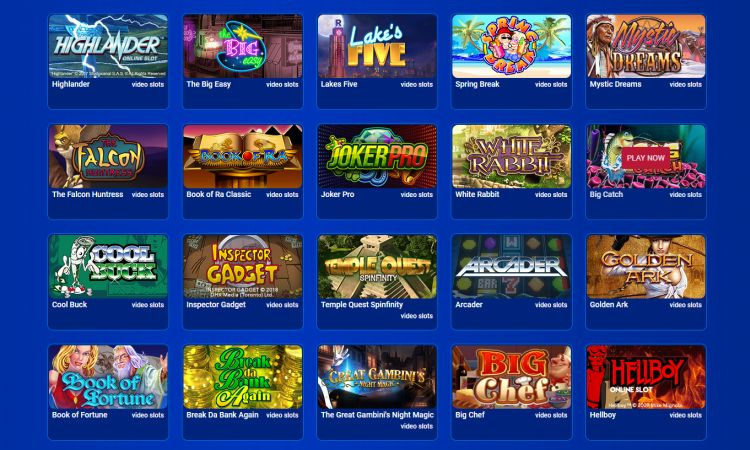 all-british-casino-review-games-selection